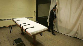 Ronald Smith tenía 45 años y en el 94 lo condenaron a la pena de muerte.