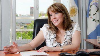 Alicia Comelli, subsecretaria de Derechos Humanos.