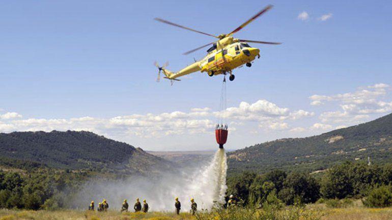 Resultado de imagen para AS 350 B3 incendios forestales