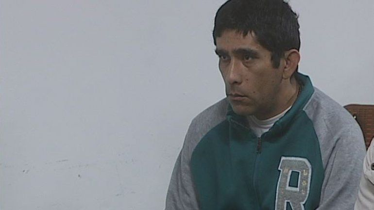 El único imputado del caso es Raúl Molina
