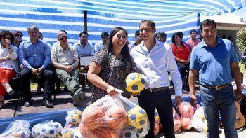Anunciaron la construcción de un gimnasio y aulas para Paso Aguerre