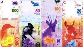 Roca ya no estará más en los billetes de 100 pesos