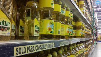prohiben la comercializacion de un aceite de girasol