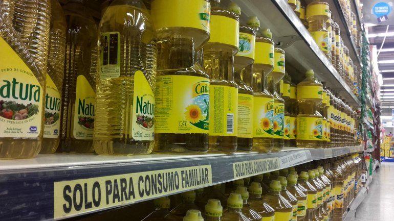 La ANMAT prohibió la comercialización de un aceite de girasol