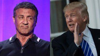 El famoso actor no descarta en un futuro sumarse al equipo de Trump.