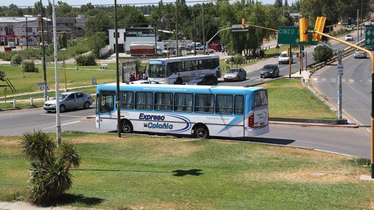 Por los altos costos, Centenario se quedaría sin transporte urbano