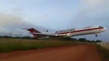 Otra tragedia aérea: cayó un avión y murieron cinco personas