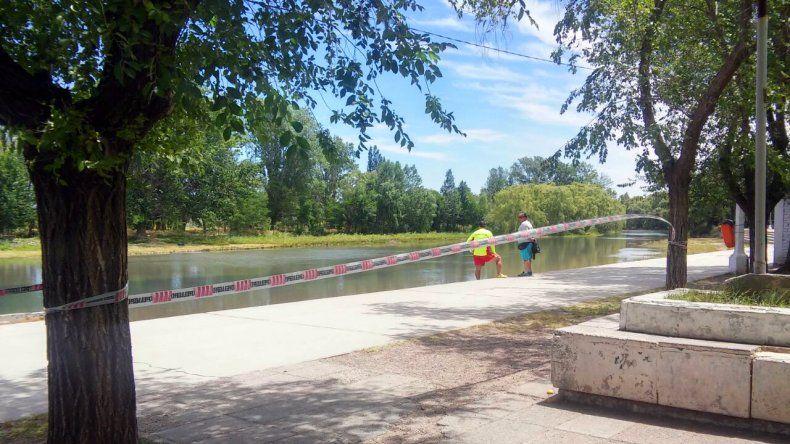 Clausuraron el balneario Municipal porque sus aguas están contaminadas