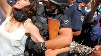 Más de 10 heridos fuera de la audiencia del juicio a Milagro Sala