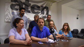 El sindicato reclama el pago del bono según el acuerdo.