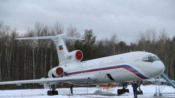 Se estrelló un avión en el Mar Negro y murieron 92 personas