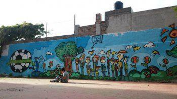 La foto del barrio Belgrano que resultó ganadora del concurso.