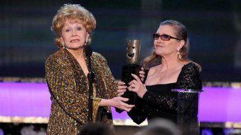 Murió Debbie Reynolds