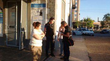 Robaron en la estación de tren de Cipolletti y no hay servicio