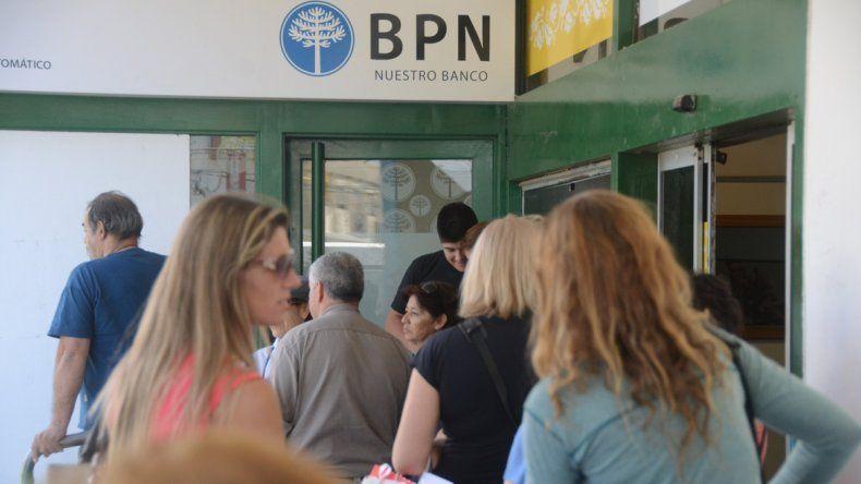 El BPN inaugurará este lunes dos cajeros en el interior