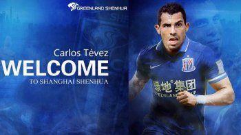 Tevez será el jugador mejor pago del mundo