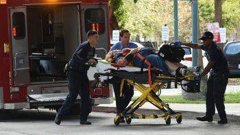Tiroteo en el aeropuerto de Florida dejó al menos 5 muertos y 9 heridos