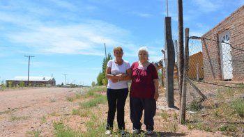 La abuela Argentina y su hija Patricia son las principales afectadas.