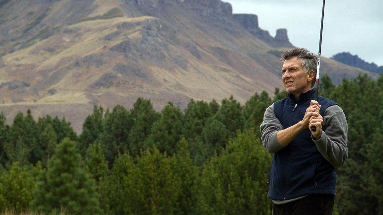 Odarda quiere ponerle límites a las vacaciones de Mauricio Macri