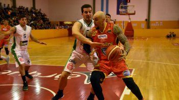 el basquet neuquino vuela alto en el torneo federal