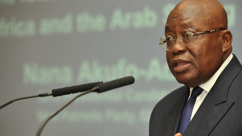 Dicen que el nuevo presidente ghanés es un gran copión