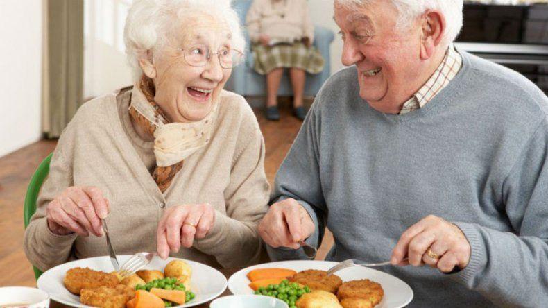 A los ancianos se los sometió a una serie de resonancias magnéticas.