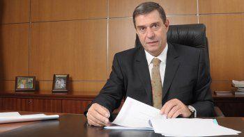 En acción. El ministro Norberto Bruno explicó los números de su gestión.