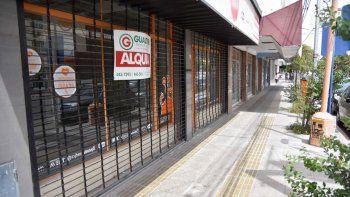 La oferta de locales comerciales y viviendas es cada vez más grande en Neuquén.