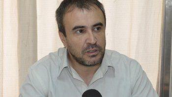 Carlos Serassio, subsecretario de Ingresos Públicos.