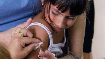 Campaña contra el meningococo, el papiloma y el neumococo.