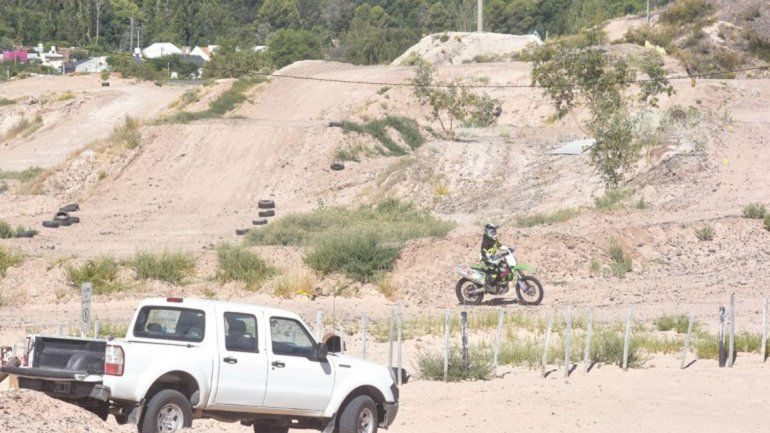 Tras el amparo, el Motocross Club continuará con las carreras