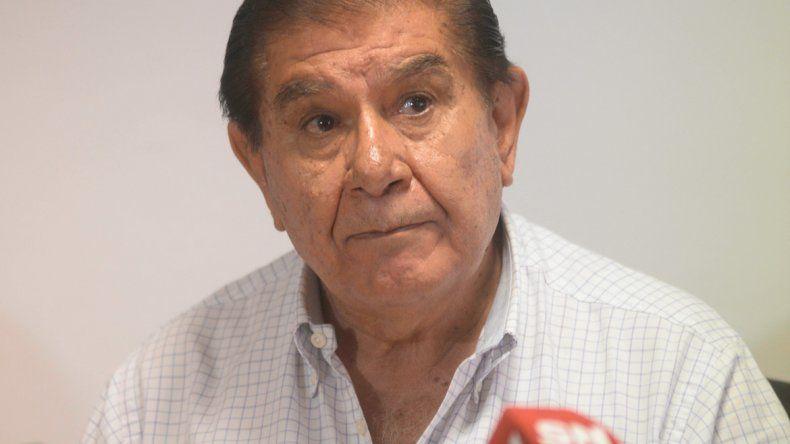Pereyra dijo que el acuerdo amplio se firmará con la conciliación.