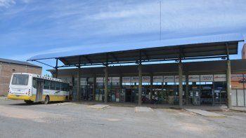 La terminal de Plottier fue cerrada por dos meses.