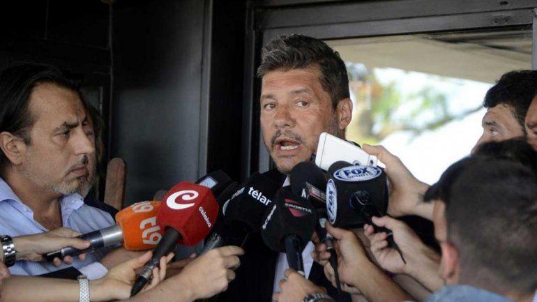 Tinelli: Hay 12 equipos de Primera en una situación crítica
