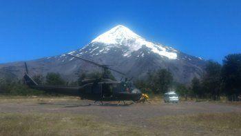 Cierran por dos días la senda para ascender el volcán Lanín