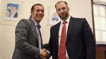 la provincia firmo un acuerdo con la camara argentino emirati