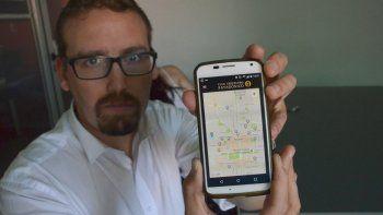 Con la app creada por Federico Schulz se pueden identificar los bares con stock de cerveza y reservar la compra.