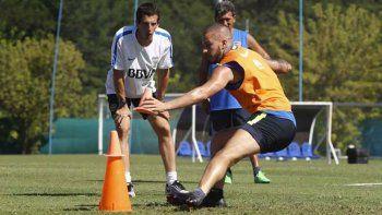 Benedetto está a pleno luego de las últimas lesiones de 2016.