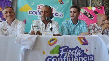 Pechi Quiroga anunció la quinta edición de la fiesta de la ciudad.