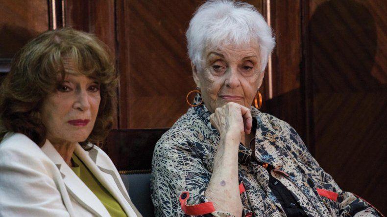 Graciela Fernández Meijide pidió que no haya más cárceles que escuelas.
