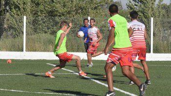 Independiente se sigue preparando para el arranque de la reválida.