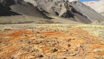 barrick gold derramo acido en pascua lama