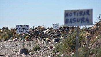 la municipalidad controla para evitar que se arroje basura