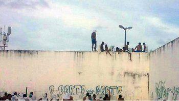 Esta nueva batalla entre bandas se produjo en un penal de Natal.