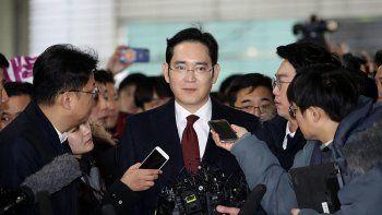 Samsung tiene el 20% del PBI coreano y Lee Jae-Yong es hijo del dueño.