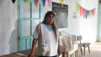 Luján Acuña es presidenta de Vidas Escondidas.