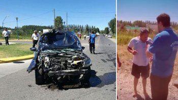 un conductor borracho choco y mato a una motociclista: tenia 3,2° de alcohol en sangre