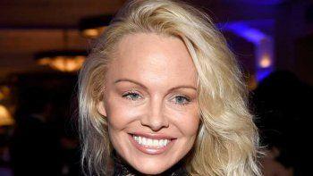 El cambio extremo de Pamela Anderson