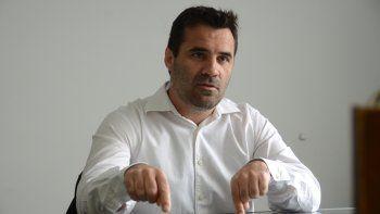 Martínez cobró fama cuando denunció a Macri por los Panama Papers.