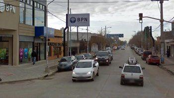 Los trabajos serán sobre la calle San Martín y Asmar.